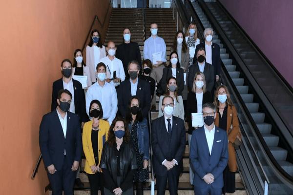 El Puerto de Barcelona presenta a sus 21 embajadores de sostenibilidad