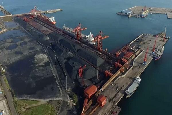 El Puerto de Gijón aumenta un 2% el tráfico hasta mayo