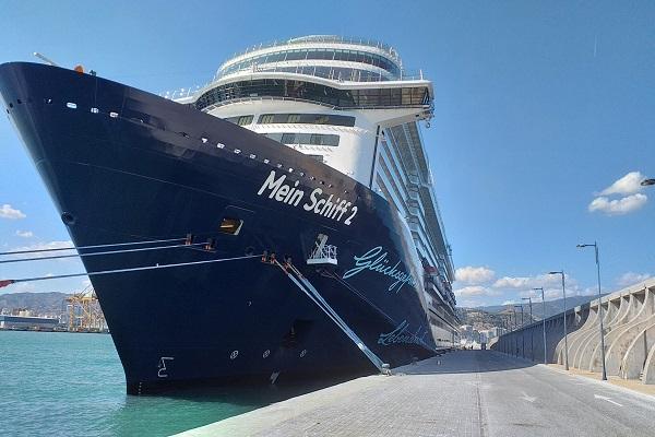 El Puerto de Málaga comenzará a recibir cruceros el 15 de junio