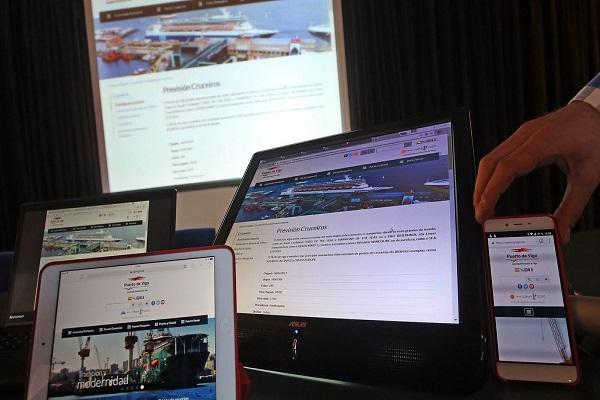 El Puerto de Vigo quiere finalizar su digitalización en dos años