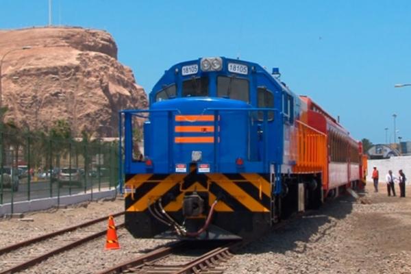 Ferrocarril Arica-La Paz