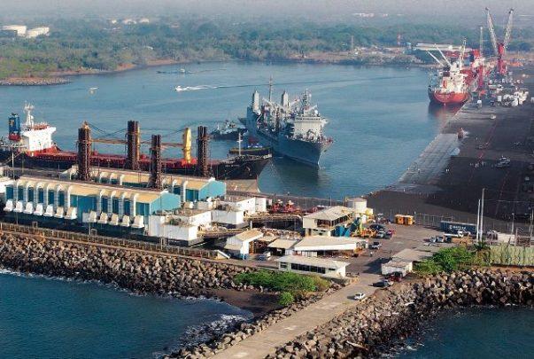 Guatemala puertos