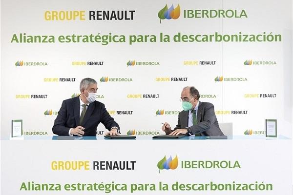 Iberdrola Renault