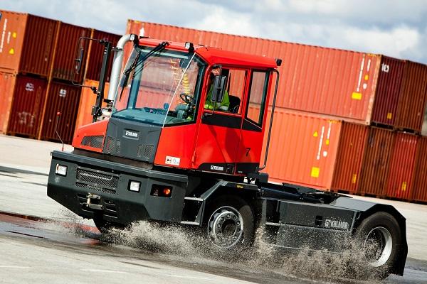 Kalmar fabrica cinco tractoras de terminal para el Puerto de Algeciras