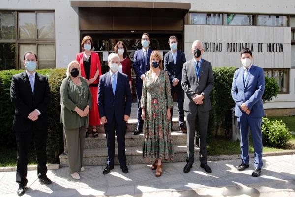 La ZAL de Huelva acuerda la creación de una Plataforma Logística Sanitaria