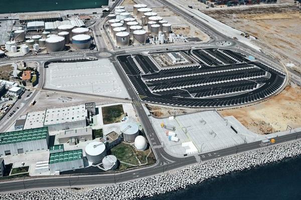OHL construirá la nueva terminal de tráfico pesado en Puerto de Algeciras