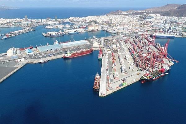 Puerto de Las Palmas prorroga la concesión de Opcsa