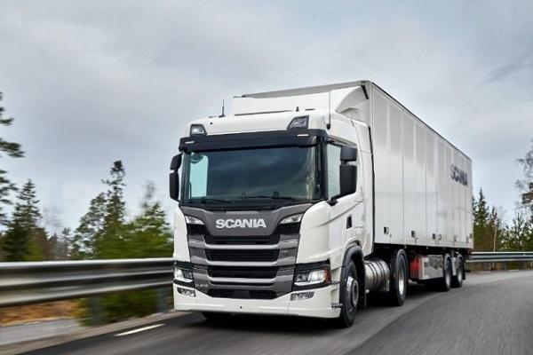 Scania líder camiones primer trimestre 2021