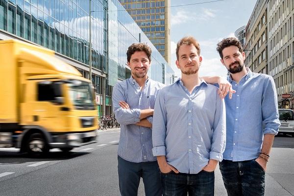 Trucksters relevos Madrid Dortmund