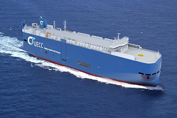 UECC operará con tres nuevos Car and Truck Carriers en 2022