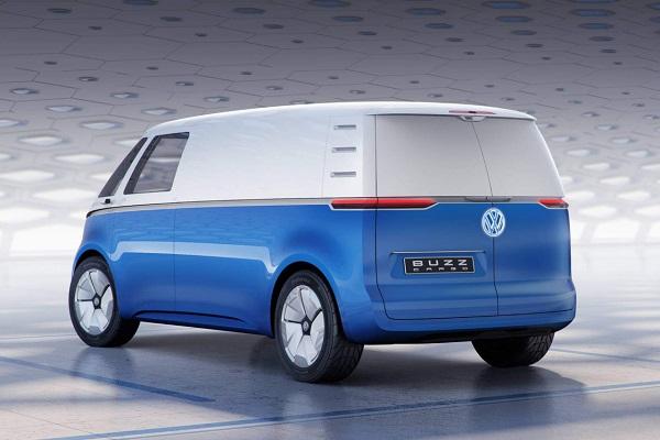 Volkswagen Commercial Vehicles ID. BUZZ