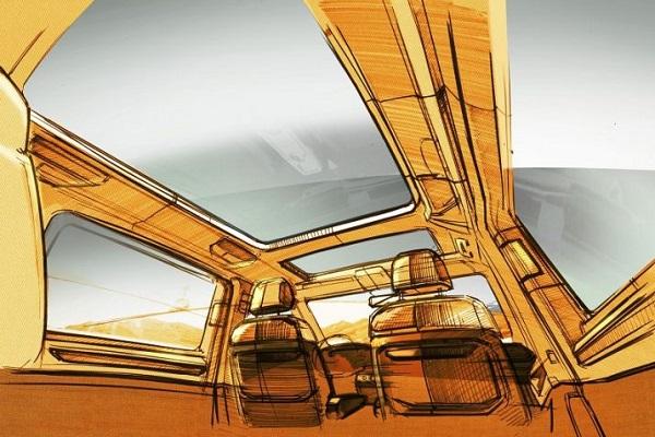 Volkswagen Multivan asientos flexibles