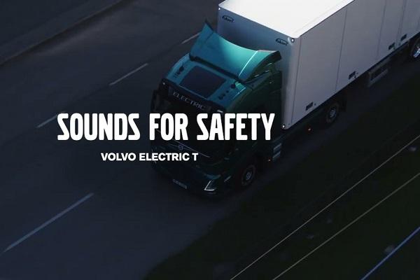 Volvo Trucks alerta sonidos