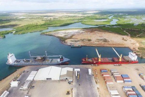 big creek port