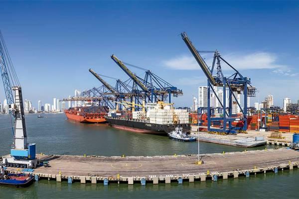 cartagena nuevo puerto