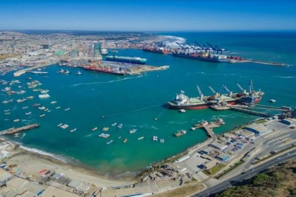 chile infraestructura portuaria