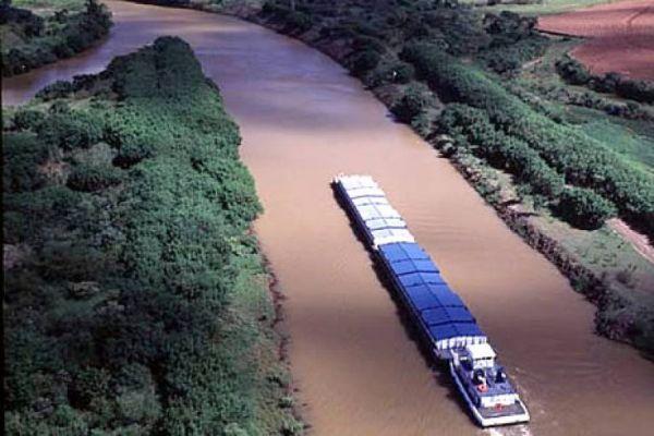 hidrovia parana paraguay