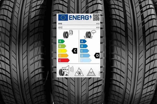 nuevo etiquetado europeo de neumáticos