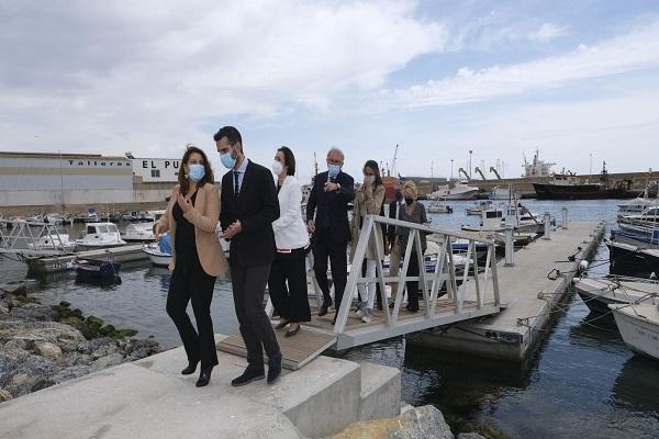 El Puerto de Almería otorga el proyecto de remodelación del puerto pesquero