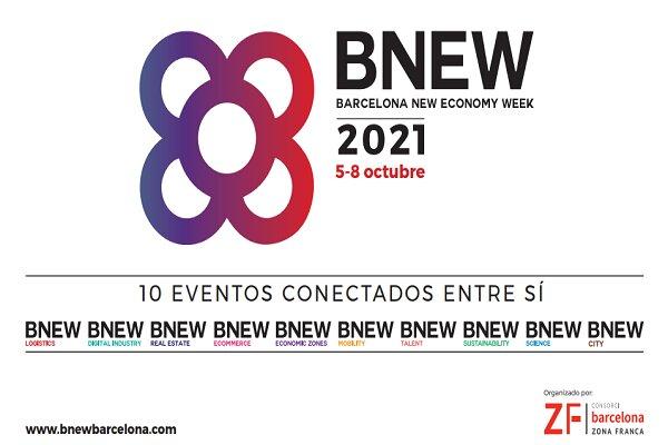 El Puerto de Barcelona participará en el evento BNEW 2021