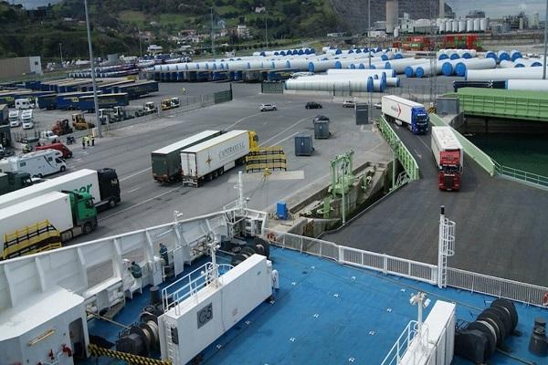 El Puerto de Bilbao adecuará una rampa ro-ro para buques más grandes