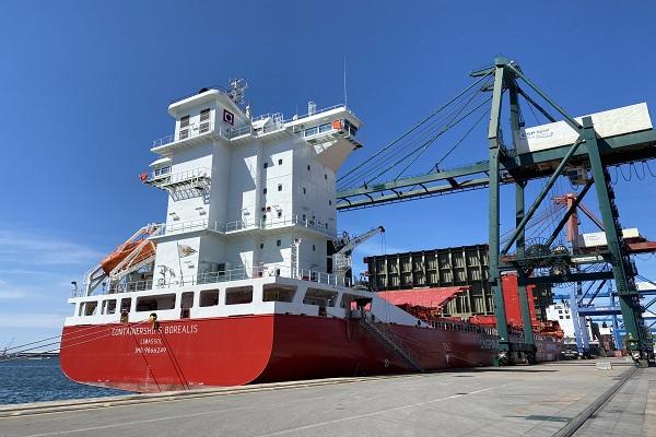 El Puerto de Bilbao recibe su primer buque propulsado por GNL