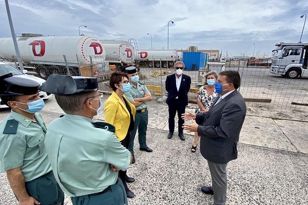 El Puerto de Las Palmas instalará un edificio de servicios aduaneros