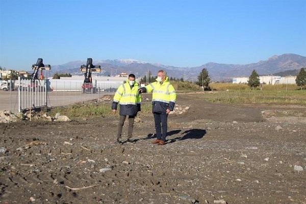 El Puerto de Motril encarga la construcción del nuevo acceso directo