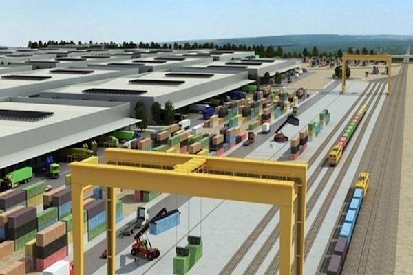 El Puerto de Tarragona inicia las obras de la terminal intermodal Puerta Centro