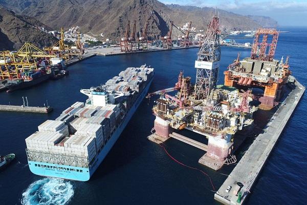 El Puerto de Tenerife toma medidas para mejorar el Puerto de Santa Cruz