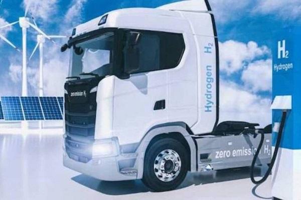 FM Logistic ShineFleet hidrógeno flotas pesadas