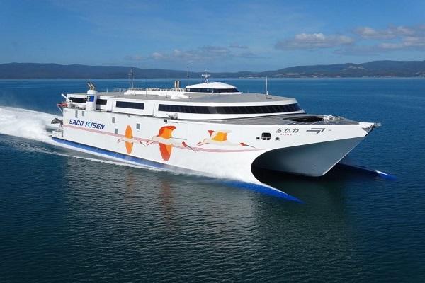 FRS añade el nuevo fast ferry Levante Jet a su flota
