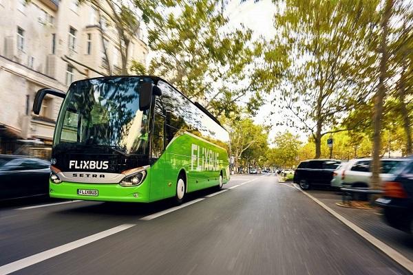 FlixBus capacidad España