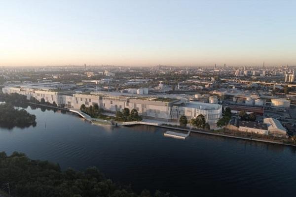Green Dock, la nueva plataforma logística fluvial de Goodman