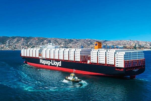 Hapag-Lloyd mejorará la transparencia de los horarios en sus rutas