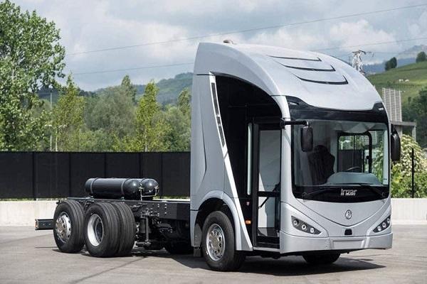 Irizar fabricará camiones eléctricos para recoger residuos urbanos