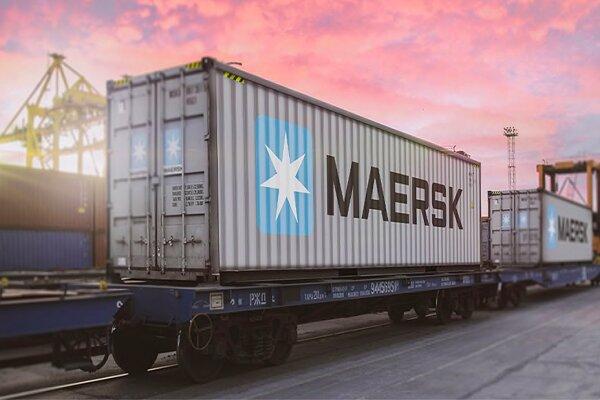Maersk estrena su primer tren entre España y China