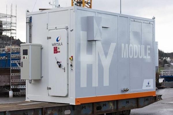Maersk mejora en descarbonización con baterías híbridas de Wärtsilä