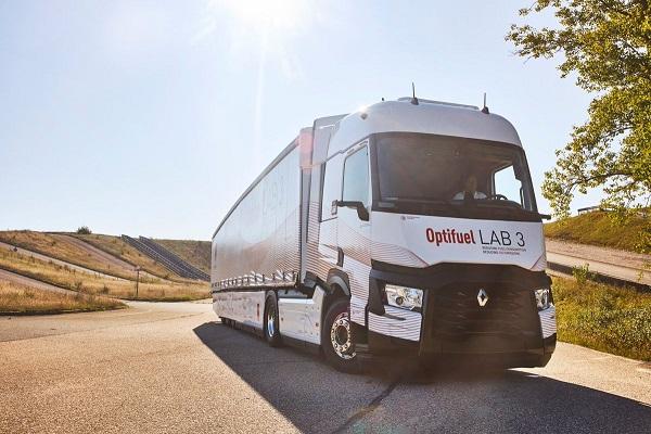 Optifuel Lab 3 Renault Trucks