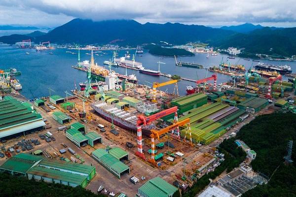 Samsung Heavy Industries utilizará energía nuclear en sus buques
