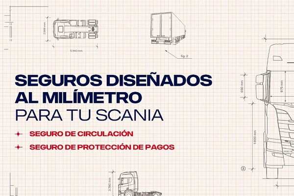 Scania seguros