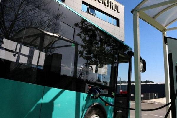 autobús eléctrico Madrid Barcelona