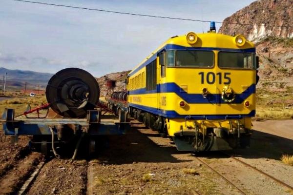 ferrocarril Arica – La Paz