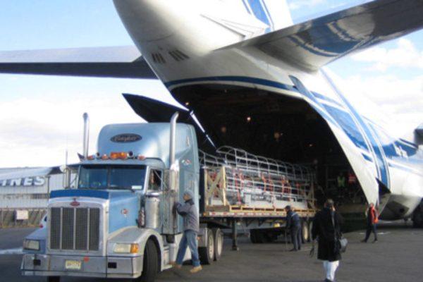 maersk brasil carga aerea
