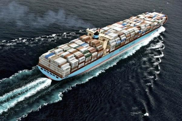 maersk tablero de emisiones