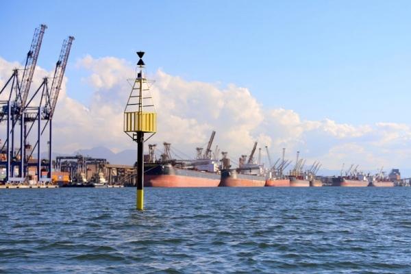 puerto de paranaguá canal de surdinho