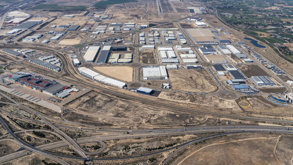 Nuevos espacios logísticos en Aragón