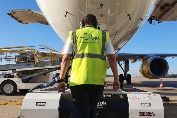 Aena polo logístico Madrid-Barajas Airport City