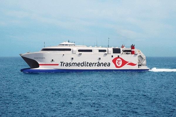 Armas Trasmediterránea fortalece la conexión entre Algeciras y Ceuta