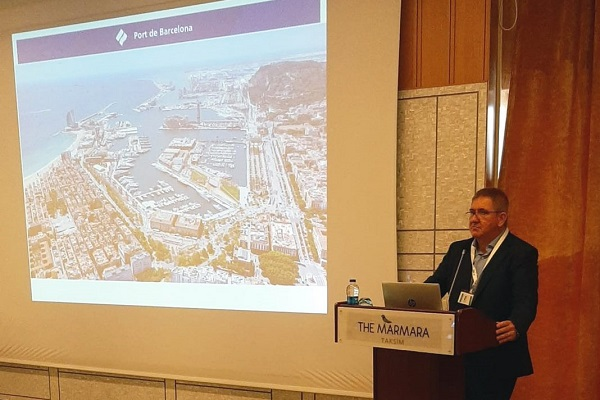 El Puerto de Barcelona participa en la 'IX Black Sea Ports and Shipping'